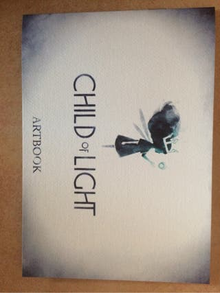 Libro de arte de child of light