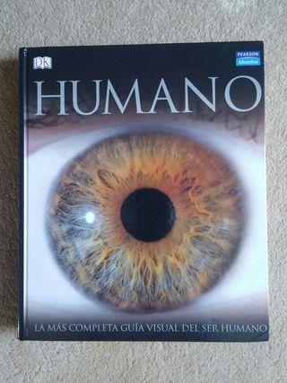 Libro 'Humano' (grandes de Alhambra) tapa dura