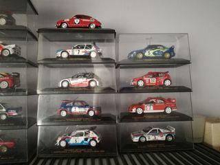 Vendo 26 coches de coleccion