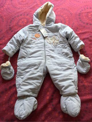 Baby Snowsuit 6M Brand new