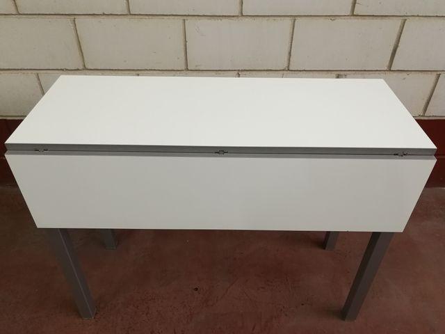 Mesa cocina - mesa libro de Leroy Merlin de segunda mano por 50 € en ...