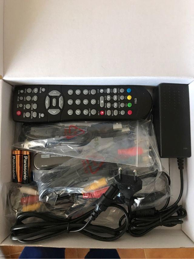 Grabador TDT Blusens T50