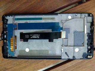 pantalla bq E5