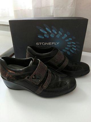 Zapato mujer talla 37, Stonefly a estrenar