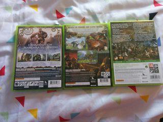 pack juegos xbox 360