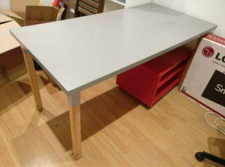 Patas madera maciza mesa Ikea