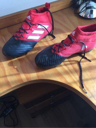 Botas de futbol adidas