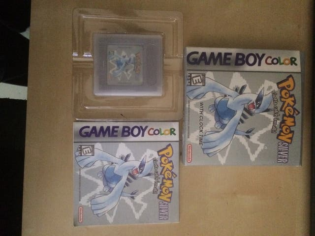 Pokemon Game Boy Color de segunda mano por 19 € en La Cuesta en WALLAPOP