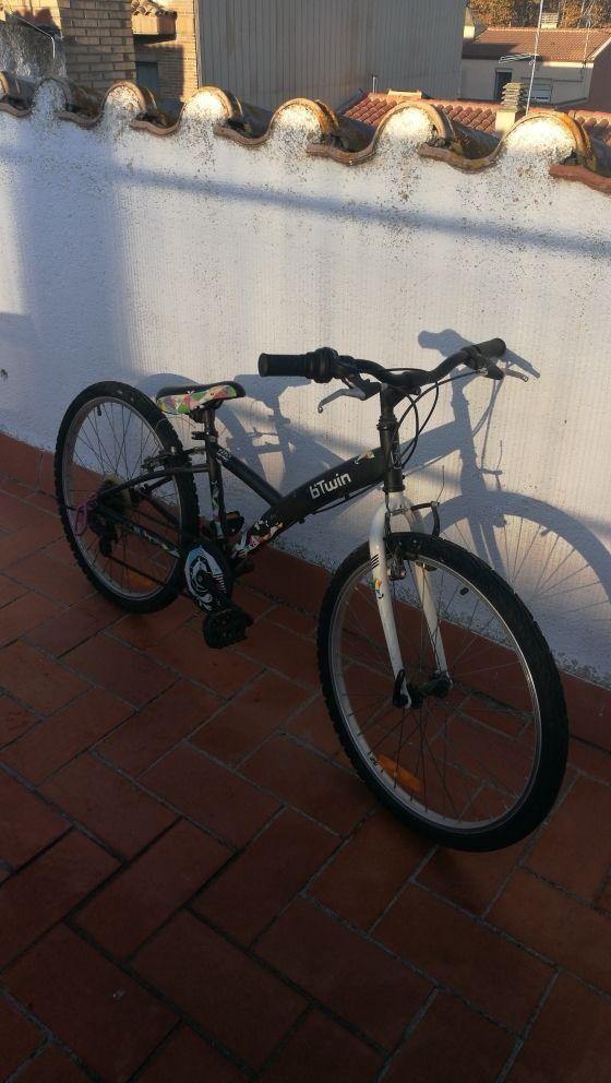 bicicleta de montaña para niños