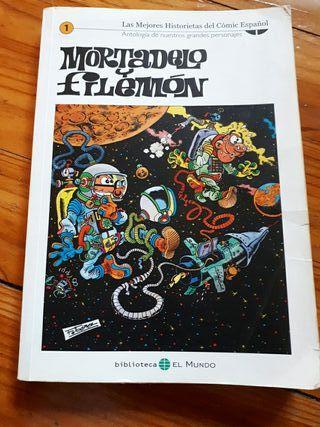 Comic Mortadelo y Filemon pequeño