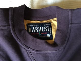 Sudadera James Harvest