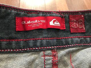 Vaquero QuickSilver talla 36 / nuevo sin uso