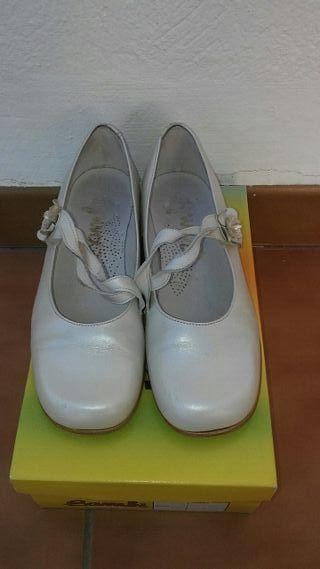 zapatos niña comunion n°33