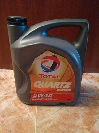 Aceite coche Quartz