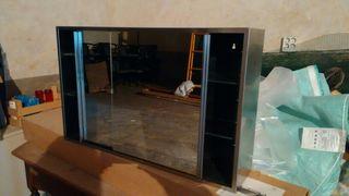 Mueble espejo para baño Ikea 80*50*20