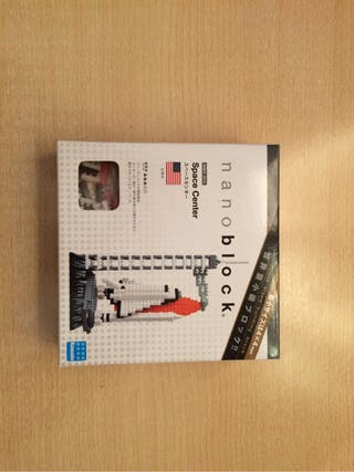 Nanoblock Space Centre