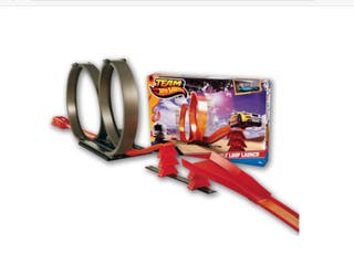 HOT WHEELS pista de looping