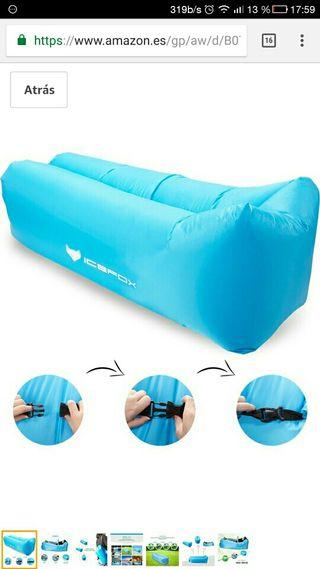 sofa hinchable - Nuevo a Estrenar