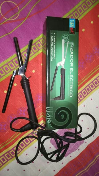Rizador electrico de pelo