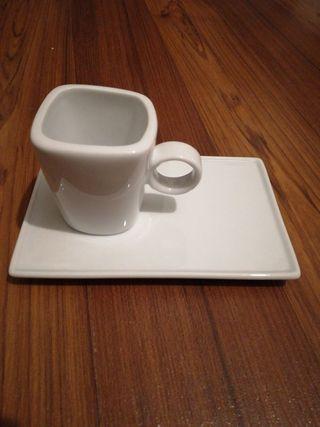 juego de café diseño
