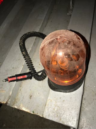 Luz rotativa