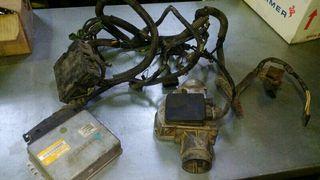 instalacion y centralita motor 405 mi 16 motronic