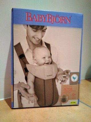 Mochila portabebé Babybjorn