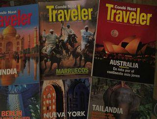 Revistas Traveler Conde Nast