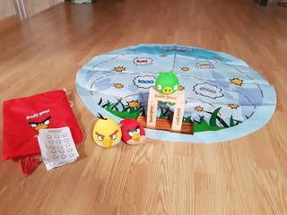 Juego angry birds action game