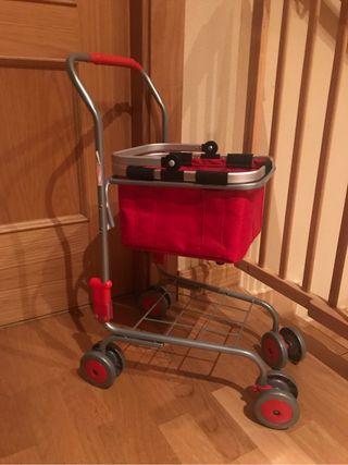 Carro y cesta de la compra