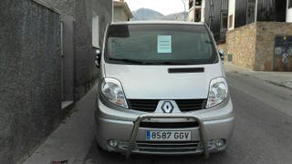 Renault Trafic Passenger 9plazas 2008