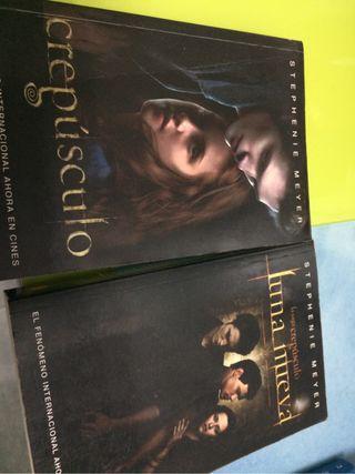 Libros crepusculo