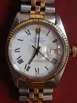 Mano € Madrid 850 De Reloj Wallapop En Segunda 3 Por Rolex PuXOkiZ