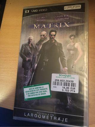 UMD Psp Matrix