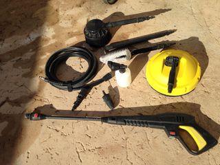 Pistola y accesorios LAVOR