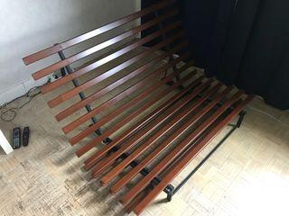 Sommier futon convertible