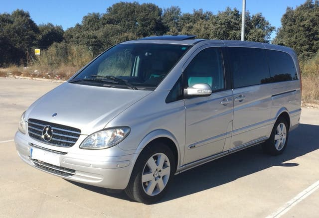 mercedes-benz viano 2009