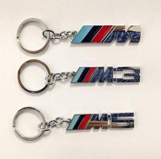 Llaveros BMW M, M3 y M5