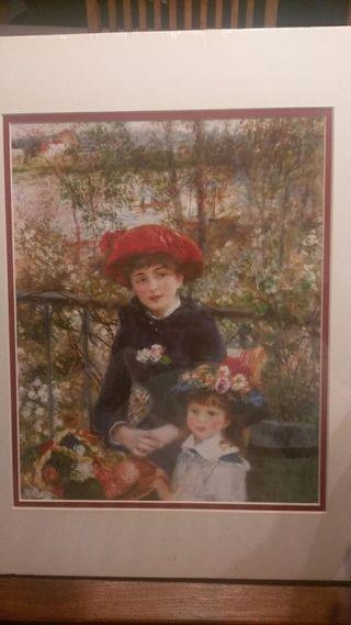 cuadro de Renoir