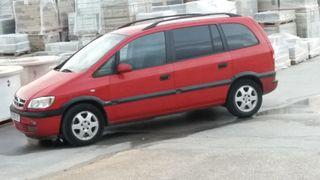 Opel Zafira 2002 . 7 plazas