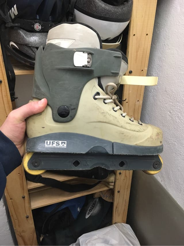 Patines roller profesional
