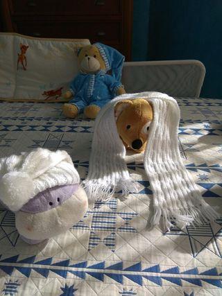 gorro y bufanda conjunto
