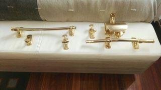 Set accesorios baño