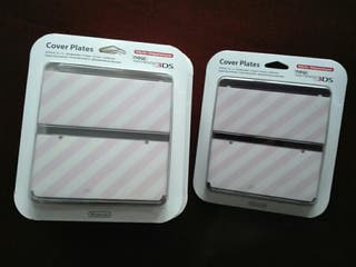 10 Cover plate para New nintendo 3ds