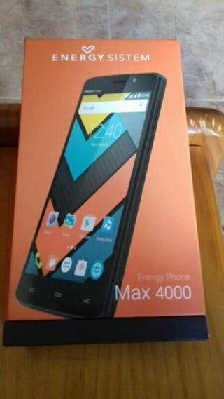 Móvil Energy Phone Max 4000