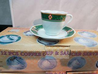 Tazas café 12 und