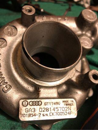 Cartucho turbo 1749v