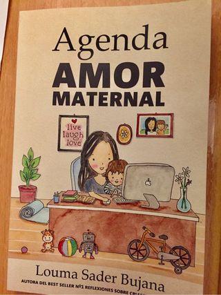 Agenda amor maternal