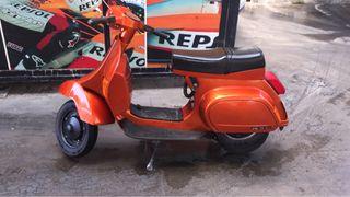 Moto vespa pk 75