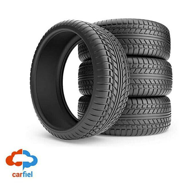 Neumáticos nuevos para coche